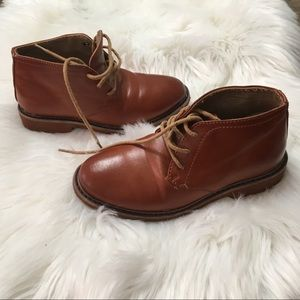 Boys dress shoes size 12 deer stags
